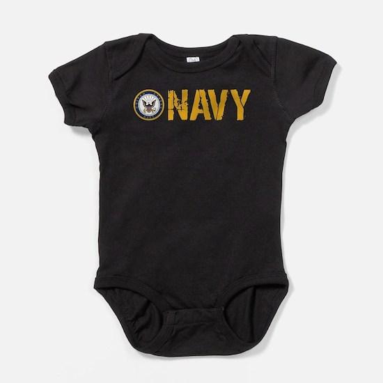 U.S. Navy: Navy Baby Bodysuit