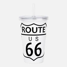 Route 66 Acrylic Double-wall Tumbler