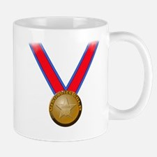 Visualize Winning Gold Mug