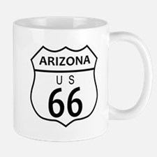 Route 66 Arizona Mugs