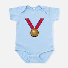 Visualize Winning Gold Infant Bodysuit