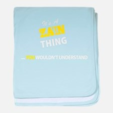 ZAIN thing, you wouldn't understand baby blanket
