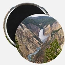 Yellowstone Canyon Magnet