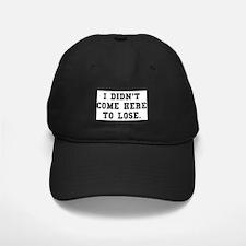 Cute Game Baseball Hat