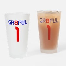 GR8FUL 1 Drinking Glass