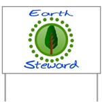 Earth Steward 2 Yard Sign