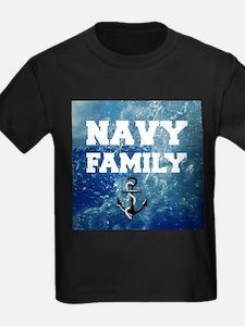 Navy Family T-Shirt