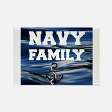 Navy Family Magnets