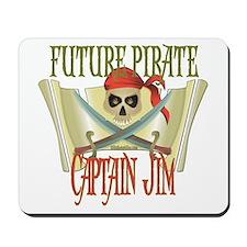Captain Jim Mousepad