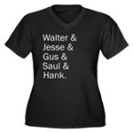 Breaking Bad Plus Size T-Shirt