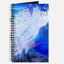 White Peacock, Wisteria, Twilight Journal