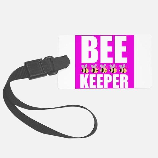 Bee Keeper Luggage Tag