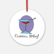 Cosmo, Baby Ornament (Round)