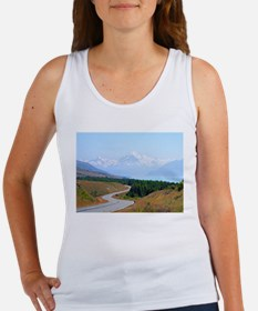 Mount Cook Highway NZ Tank Top