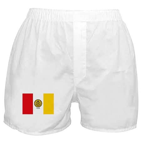 San Diego City Flag Boxer Shorts