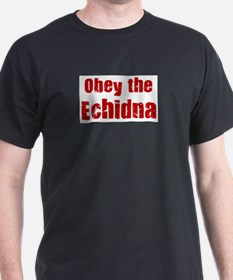 Obey the Echidna T-Shirt