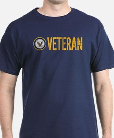 U.S. Navy: Veteran T-Shirt
