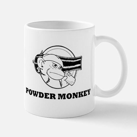Powder Monkey TS BW 2011.png Mugs