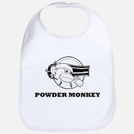 Powder Monkey TS BW 2011.png Bib