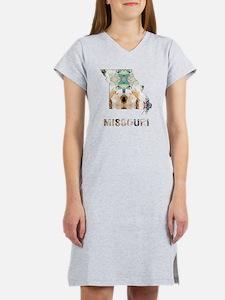 Cute Poly Women's Nightshirt