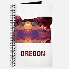 Mosaic Map OREGON Journal