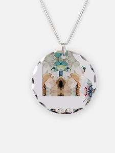 Mosaic Map MISSOURI Necklace