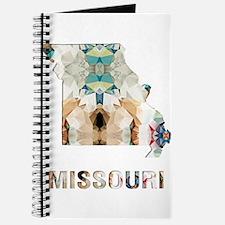Mosaic Map MISSOURI Journal