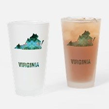 Funny Poly Drinking Glass