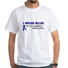 I Wear Blue For My Grandma's Pain Shirt