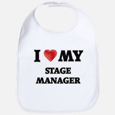 I love my Stage Manager Bib
