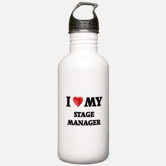 I love my Stage Manage Water Bottle