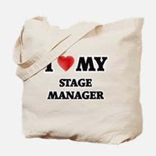 I love my Stage Manager Tote Bag