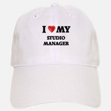I love my Studio Manager Baseball Baseball Cap