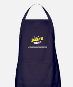 JAELYN thing, you wouldn't understand Apron (dark)