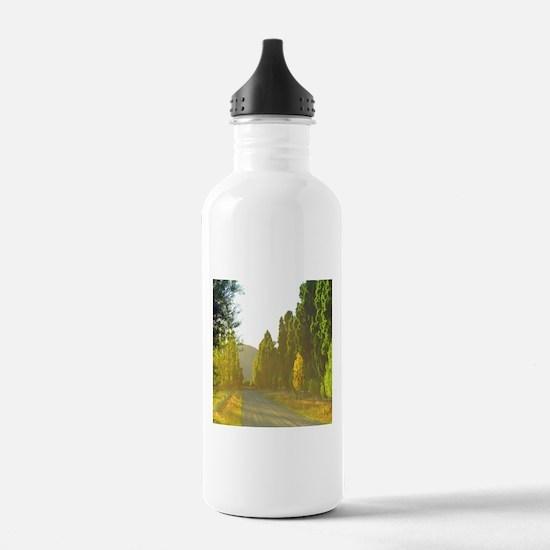 Morning LIght Wanaka N Water Bottle