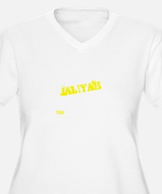 JALIYAH thing, you wouldn't unde Plus Size T-Shirt