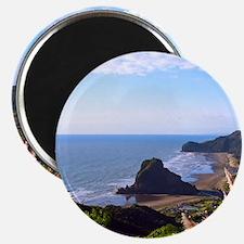 Piha Surf Beach NZ Magnet