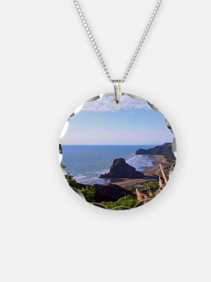 Piha Surf Beach NZ Necklace
