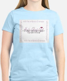 holy ghost girl T-Shirt