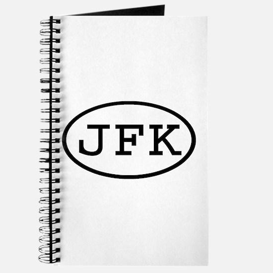 JFK Oval Journal