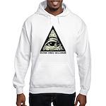 Pyramid Eye Hooded Sweatshirt