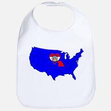 State of Missouri Bib