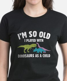 Played With Dinosaurs Tee