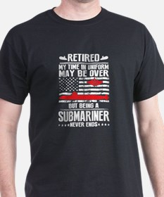 RETIRED SUBMARINER T-Shirt
