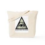 Pyramid Eye Tote Bag