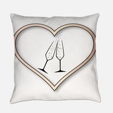Love Celebration Everyday Pillow