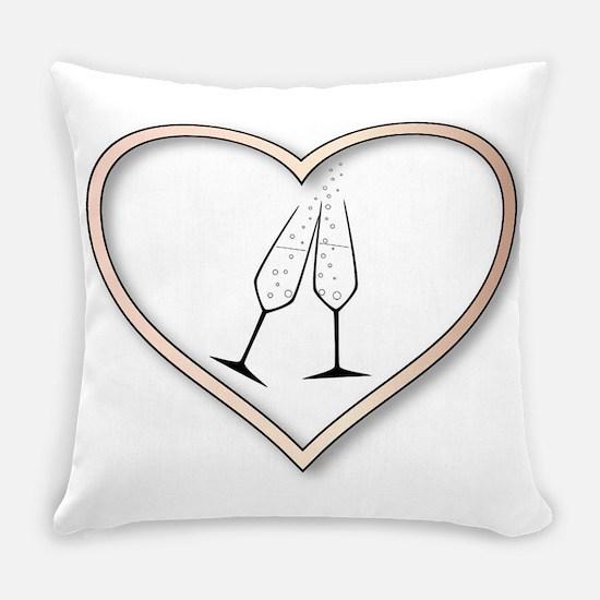 Love Celebration Everyday Pillow