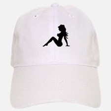 Trucker Girl Baseball Baseball Cap