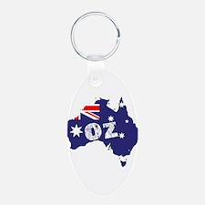 OZ Keychains