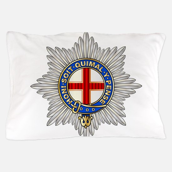 Coldstream Guards Emblem Pillow Case